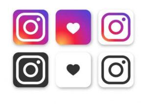 Instagram - logotypu